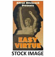 Vintage 3 x 400 Reels 8 mm movie ALFRED HITCHCOCK EASY VIRTUE - 1927