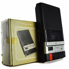 Realistic Ctr-57 Personal Cassette Tape Player Recorder Vintage Portable Ac