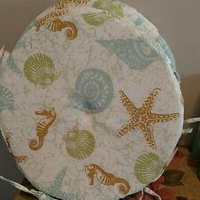 """Beach Chair Pads (4) 15"""" Round"""