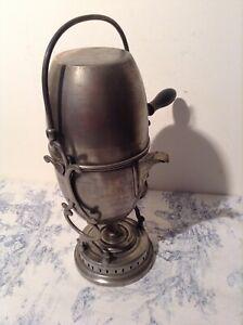 Vintage Metal Samovar - Tea Coffee Pot Kettle (2248)