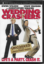 Wedding Crashers (Dvd, 2006, Widescreen Unrated) Brand New/Unopened!