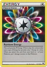 4x Pokemon XY Rainbow Energy 131/146 Uncommon Card