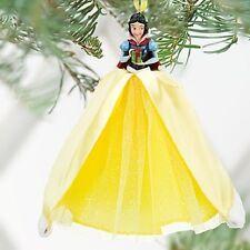 Princess~SNOW WHITE~ORNAMENT~and the Seven Dwarfs~NWT~Disney Store~2010