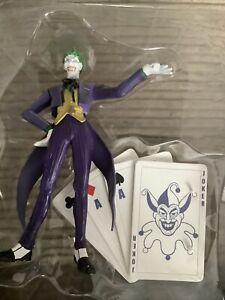 """The Joker 6"""" Action Figure Kia Asamiya Sculpt Wave 1 DC Comics Batman Yamato"""