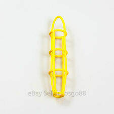 PENIS SILICONE WEB SLEEVE RING 100% SILICONE STRETCHES TO FIT DELAYS ENHANCES