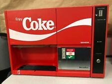 Vintage Coca Cola Siemens BreakMate Machine GA3000 with Coin-op Attachment BA320
