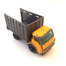 MATCHBOX LESNEY SERIES N° 37  DODGE CATTLE TRUCK (camion betaillere)