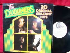 The Dubliners - 20 Original greatest hits     Chyne LP