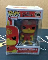 Radioactive Man - 496 The Simpsons (Funko POP!) Vinyl Figure