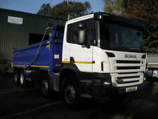 Scania Manual Commercial Tippers
