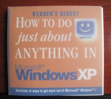 How to Do Just about Anything in Windows XP by Reader's Digest - 2004 PB