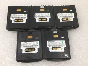 Motorola Zebra Battery 82-111094-01 MC55 MC55A0 MC65 MC67 Series - Lot of (5)