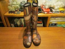 Kamik Waterproof Tall Rain Boots - Women's Size 7