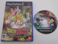 DRAGON BALL Z BUDOKAI TENKAICHI - SONY PLAYSTATION 2 - Jeu PS2 PAL Fr