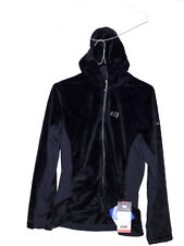 Millet LD Powder Mix Fleece Jacket Hoodie - Womens Size Small - Black MIV6162