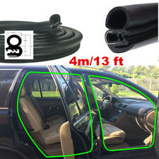 4M Seal Strip Car Truck Door Trim Edge Moulding Rubber Weatherstrip Dust-proof