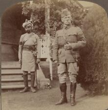 Lord Roberts, Hero of Candahar & South Africa - Boer War Stereoview