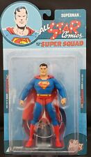 Superman, All Star Comics with The Super Squad, Reactivated Series 4