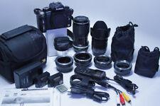 Panasonic LUMIX DMC-GH2 16.0MP Mirrorles Digital Camera - Full Kit - 16 items