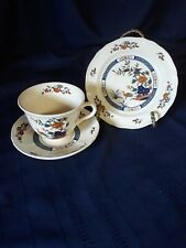 Wedgwood, CHINESE TEAL,  Bread & Butter and Cup & Saucer