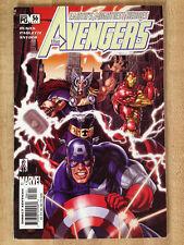 THE AVENGERS #56 471 NM 2002 Oreo Cookies Ad Thor Iron Man Captain America!!!
