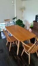 Oak Dining Furniture Sets with 5 Pieces