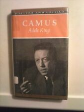 Camus by Adele King 1964 Hardcover Good Condition