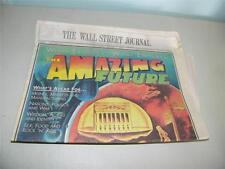 Wall Street Journal Millennium January 1 2000 11941