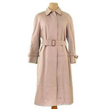 Aquascutum Coats Jackets Beige Woman Authentic Used L2241