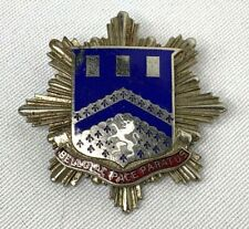 Vintage US Army 112th Engineering Battalion Sweetheart Broach