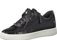 Marco Tozzi Damen Sneaker grau/ weiß Größe 38 lose Einlage 23775 Feel me