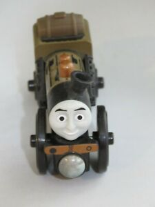 Genuine Thomas Friends Wooden Train Railroad - Fix Me Up Stephen 2012