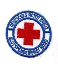 Sew-On Patch Deutsches Rotes Kreuz Blutspendedienst North