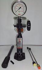 Diesel Injector Nozzle Pop Tester - Equivalent to Bosch design model: EFEP 60 H