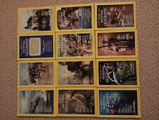 National Geographic Magazine - 1984 - Complete Set of 12