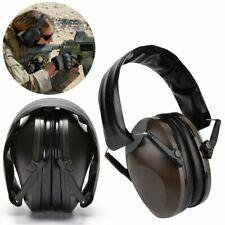 Protector de audición Plegable táctica de disparo cancelación ruido auriculares