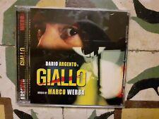 Giallo Soundtrack OST Marco Werba Promo