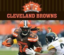 NFL's Greatest Teams Set 3: Cleveland Browns by Katie Lajiness (2016)