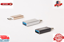 USB C to USB 3.0 OTG Adapter Type-C Female to USB Male Connector Laptops USB 3.1