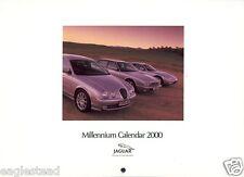 Auto Brochure - Jaguar - S-Type R Performance Millenium Calendar - 2000 (AB543)