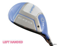COBRA MAX OFFSET 26º 5 HYBRID GRAPHITE LADIES - LH LIKE NEW #E431