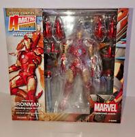 Amazing Yamaguchi Iron Man Bleeding Edge Armor Action Figure Marvel