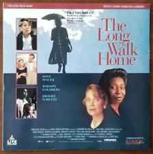LASERDISC Movie: THE LONG WALK HOME - Sissy Spacek, Whoopi  - Collectible
