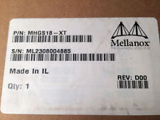 Mellanox MHGS18-XT 20Gb/s InfiniBand PCI Express x8 HCA Adapter Card New