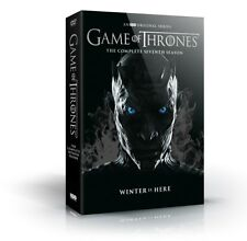 Game of Thrones Complete Season 7 DVD - Free Shipping Pre Order Release 12/12/17
