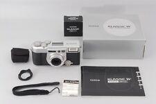2413#GC Fujifilm Klasse W 35mm Point & Shoot Film Camera Mint