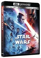 STAR WARS 9 L'Ascesa Di Skywalker 4K (3 BLU-RAY 4K Uhd + BLU-RAY)
