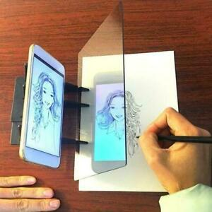 Sketch Tracing Drawing Board Optical Drawing Projector Painting Tools P7Z6