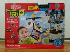027084759969 Fisher Price Trio Airport Tower