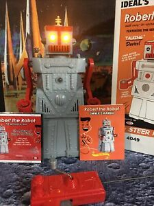 Ideal's Robert The Robot 50th 2004 Edition Mint w/Box